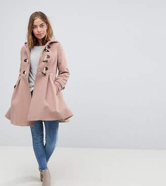 Asos Skirted Duffle Coat