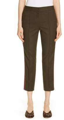 Nordstrom Signature Side Stripe Stretch Flannel Pants