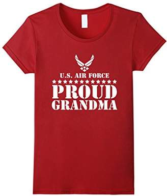 Gift Army Family - Proud Grandma U.S. Air Force T-shirt