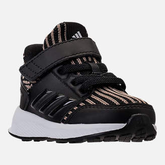 adidas Boys' Toddler RapidaRun Running Shoes