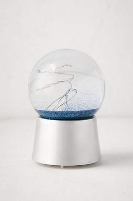 Urban Outfitters Sparkle Snow Globe