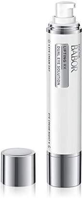 Babor DOCTOR LIFTING RX Dual Eye Solution for Face 0.5 oz – Best Natural Firming Eye Cream for Day and Night