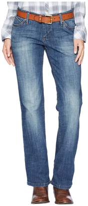 Wrangler Shiloh Ultimate Riding Low Rise Jeans Women's Jeans