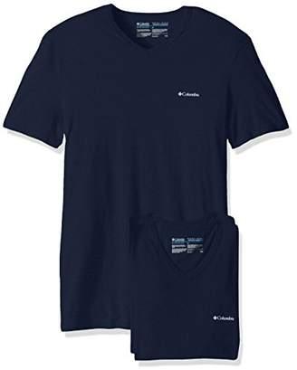 Columbia Men's 3-Pack Cotton V-Neck T-Shirt