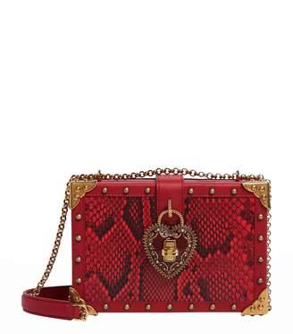 Dolce & Gabbana Heart Box Bag