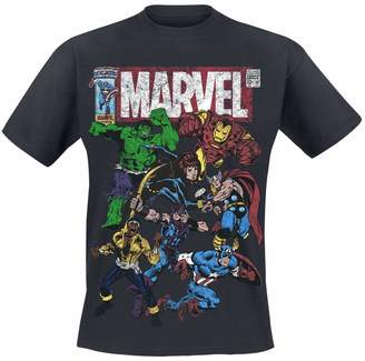 Marvel Officially Licensed Merchandise Comics Comics - Team-Up T-Shirt