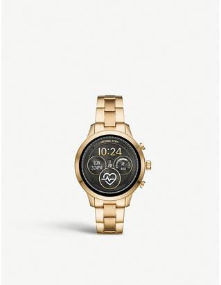 7d942de6f6a7 Michael Kors MKT5045 Runway stainless steel smart watch