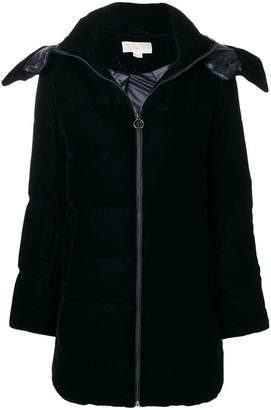 MICHAEL Michael Kors padded hooded coat