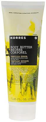 Korres Vanilla Guava Body Butter.