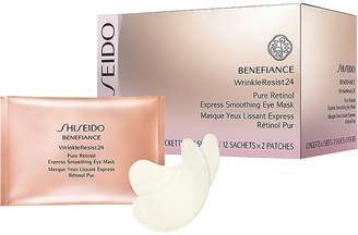 Shiseido Women's Retinol Eye Mask - 12 pcs