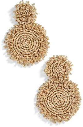 BaubleBar Rianne Beaded Drop Earrings