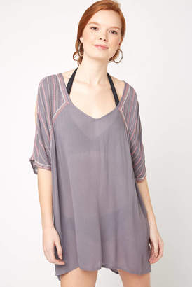 O'Neill Fran Cold Shoulder Cover Up