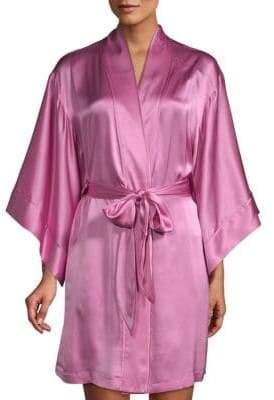 Classic Silk Robe