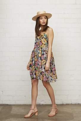 Rachel Pally Chiffon Lola Dress - Bouquet