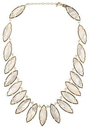 Kendra Scott Mother of Pearl Nalin Necklace