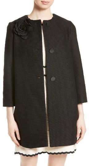 Kate SpadeWomen's Kate Spade New York Tweed Coat