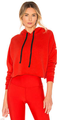 Alo Cropped Hoodie