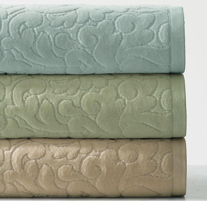 Bedford Jacquard Towels