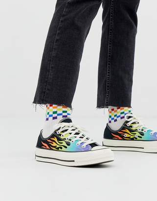 Converse chuck '70 ox lo flame trainers