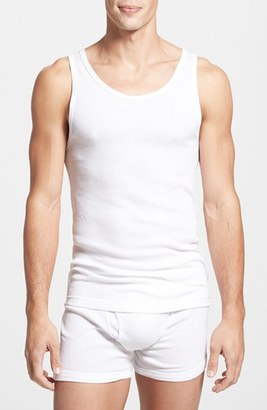 Men's Calvin Klein Classic Fit 3-Pack Cotton Tank Top $39.50 thestylecure.com