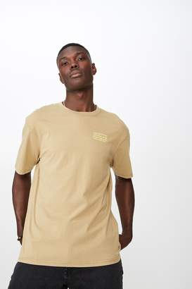 Factorie Graphic Washed T Shirt