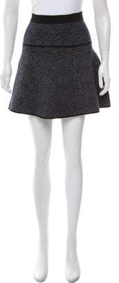 A.L.C. Knit Mini Skirt