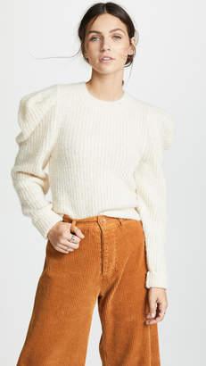 Philosophy di Lorenzo Serafini Puff Sleeve Sweater
