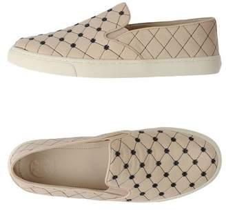 2e07aa82847a Tory Burch Beige Rubber Sole Flats For Women - ShopStyle UK
