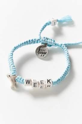 Venessa Arizaga Shark Week Bracelet