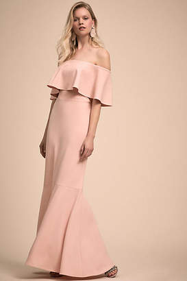 Anthropologie Dara Wedding Guest Dress