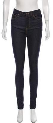 Fiorucci Mid-Rise Skinny Jeans w/ Tags
