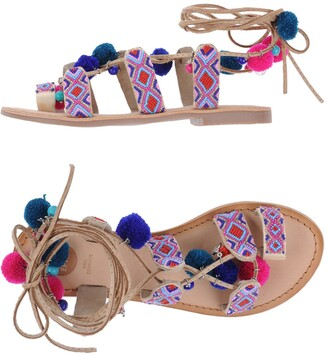 GIOSEPPO Toe strap sandals - Item 11335700UW