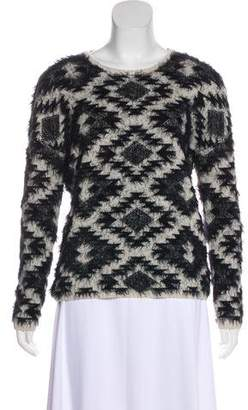 Giada Forte Textured Knit Sweater