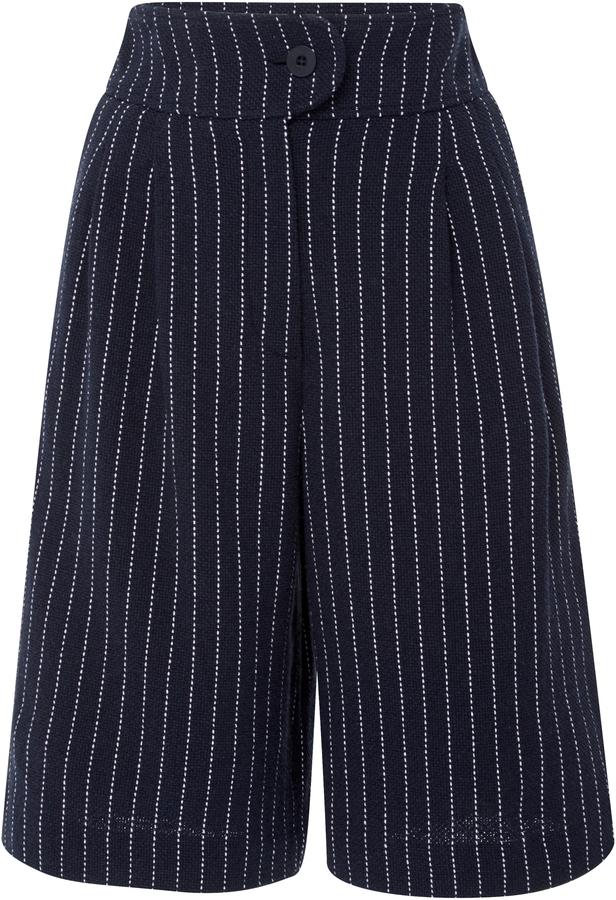 CacharelCacharel Pinstripe Bermuda Shorts