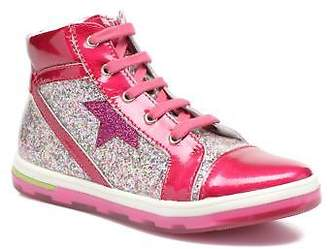 Ramdam by GBB Kids's Kato Hi-top Trainers in Pink