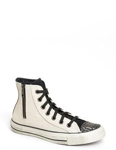 Converse Chuck Taylor® Side Zip High Top Sneaker (Women)