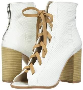 Kristin Cavallari Layton Peep Toe Bootie Women's Dress Boots