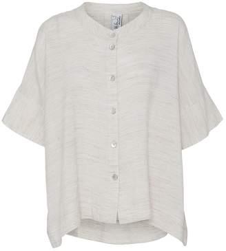Off-White McVERDI - Oversize Loose Offwhite Shirt