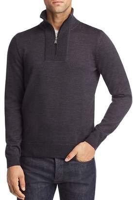 BOSS Eleo Quarter-Zip Sweater - 100% Exclusive