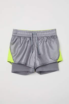 H&M Running Shorts - Gray