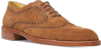 Donald J Pliner Men's Zindel2 Suede Wingtip Oxfords Men's Shoes