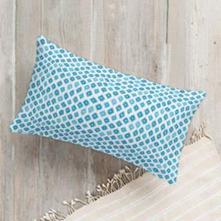 Santa Fe Flourishes Lumbar Pillow