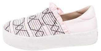 Opening Ceremony Cici Slip-On Sneakers