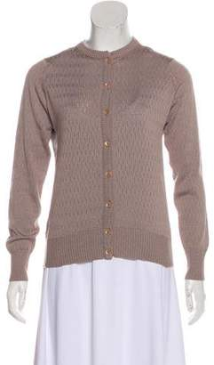 Givenchy Sport Vintage Knit Cardigan