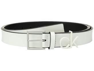 Calvin Klein 30mm Flat Strap