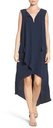 Women's Adelyn Rae High/low Dress $88 thestylecure.com