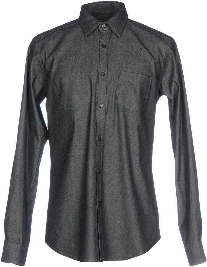 Messagerie Denim shirts - Item 38659039