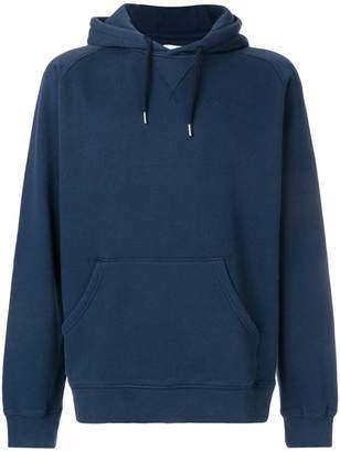 Pop Trading International rear logo print hoodie