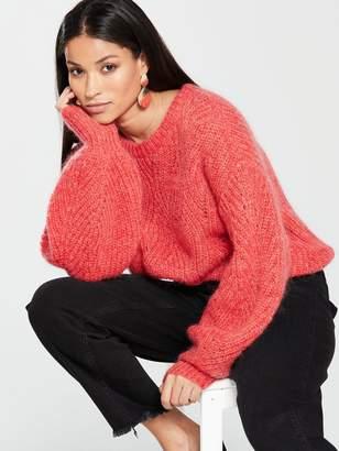 Whistles Sophia Mohair Sweater