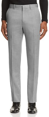 Theory Marlo Coburg Slim Fit Trousers - 100% Exclusive $265 thestylecure.com